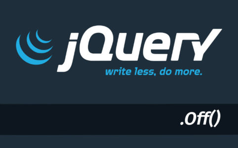 jquery off